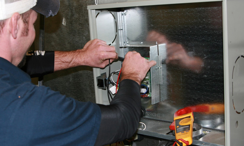 Furnace Repair in Palm Springs CA